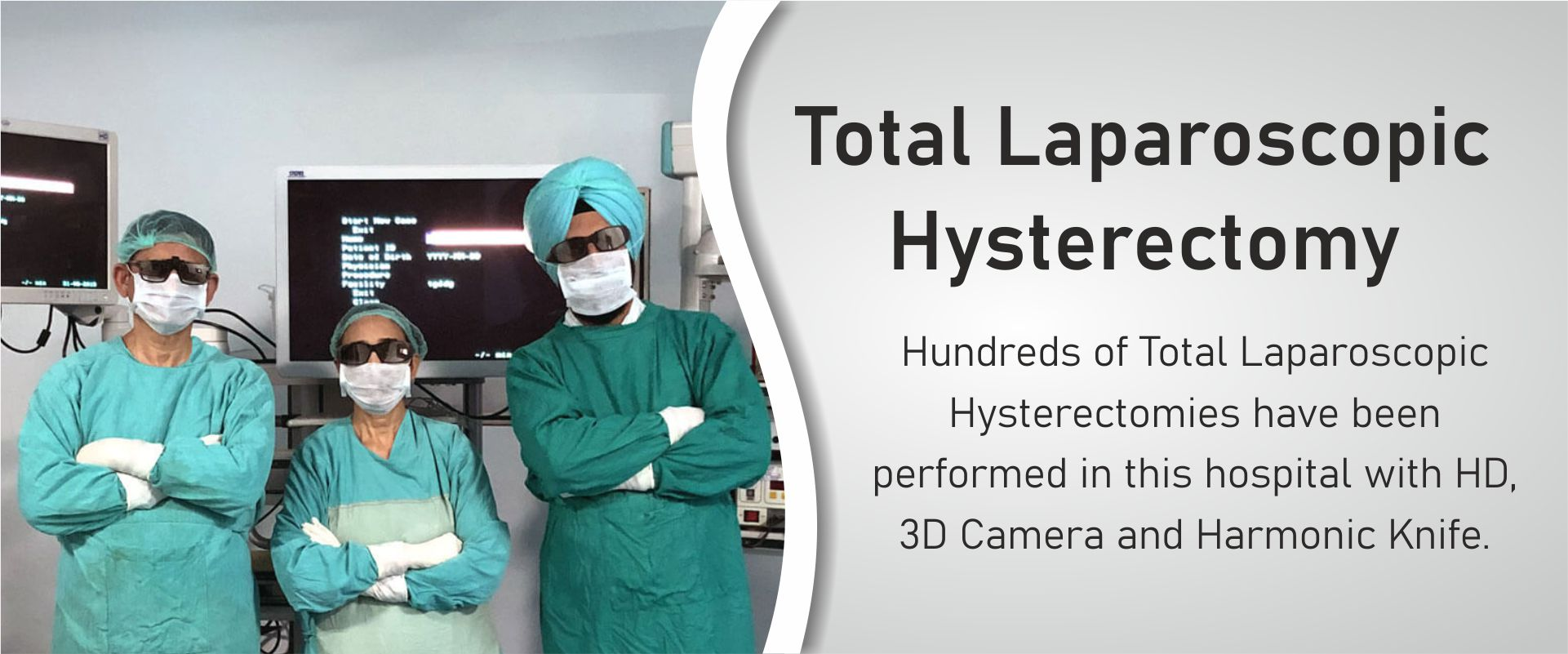 Total Laparoscopic Hysterectomy