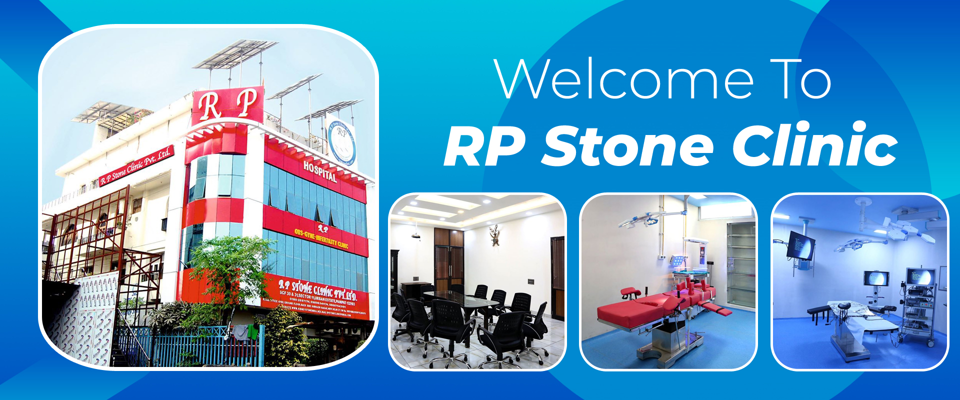 Welcome To R.P Stone Clinic